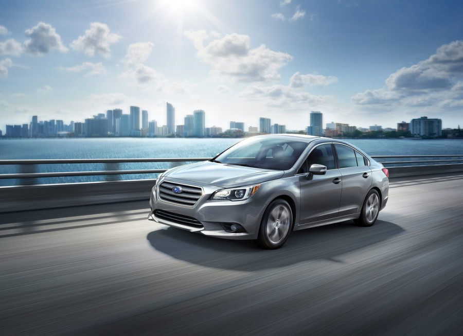 Subaru Legacy седан, 6 поколение - отзывы, фото и характеристики на Car.ru