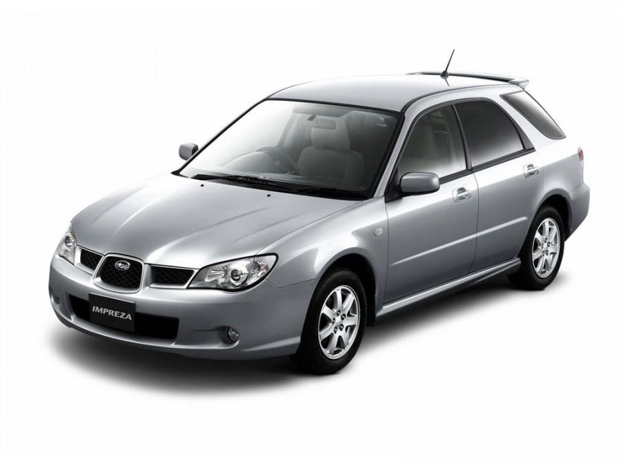 Subaru Impreza, Айхал