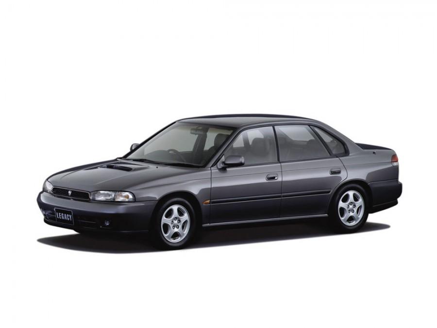 Subaru Legacy, Арамиль