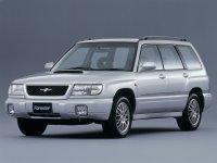 Subaru Forester, 1 поколение, Jp-spec кроссовер 5-дв., 1997–2000