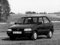 Subaru Justy, 1 (KAD) [рестайлинг], Хетчбэк, 1989–1994