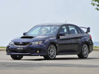 Subaru Impreza, 3 поколение [рестайлинг], Wrx sti седан 4-дв., 2010–2013