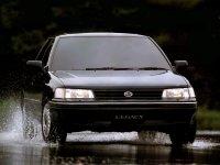 Subaru Legacy, 1 поколение, Седан, 1989–1994
