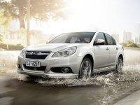 Subaru Legacy, 5 поколение [рестайлинг], Седан, 2012–2014