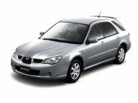 Subaru Impreza, 2 поколение [2-й рестайлинг], Универсал, 2005–2007