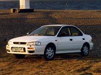 Subaru Impreza, 1 поколение, Седан, 1992–2000