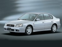Subaru Legacy, 3 поколение, Седан, 1998–2003
