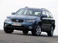 Subaru Outback, 3 поколение, Универсал, 2003–2009