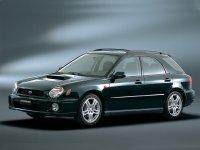 Subaru Impreza, 2 поколение, Wrx универсал, 2000–2002
