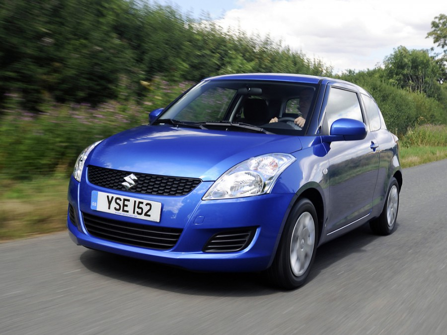 Suzuki Swift, Абакан
