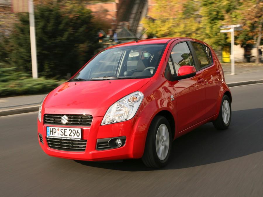 Suzuki Splash хетчбэк, 2008–2012, 1 поколение - отзывы, фото и характеристики на Car.ru