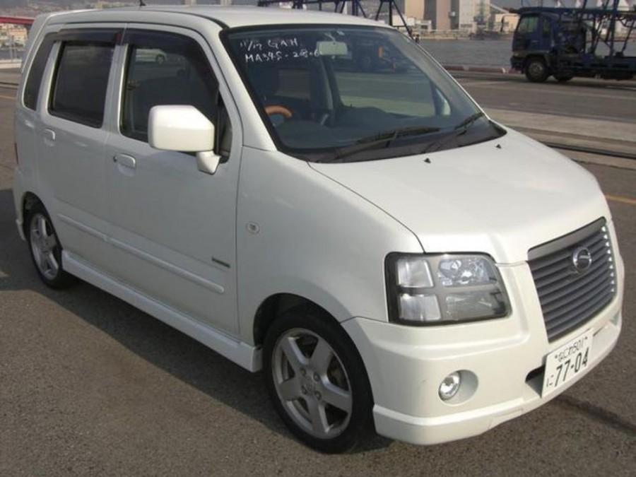 Suzuki Wagon R Solio минивэн, 2000–2003, 2 поколение [рестайлинг] - отзывы, фото и характеристики на Car.ru