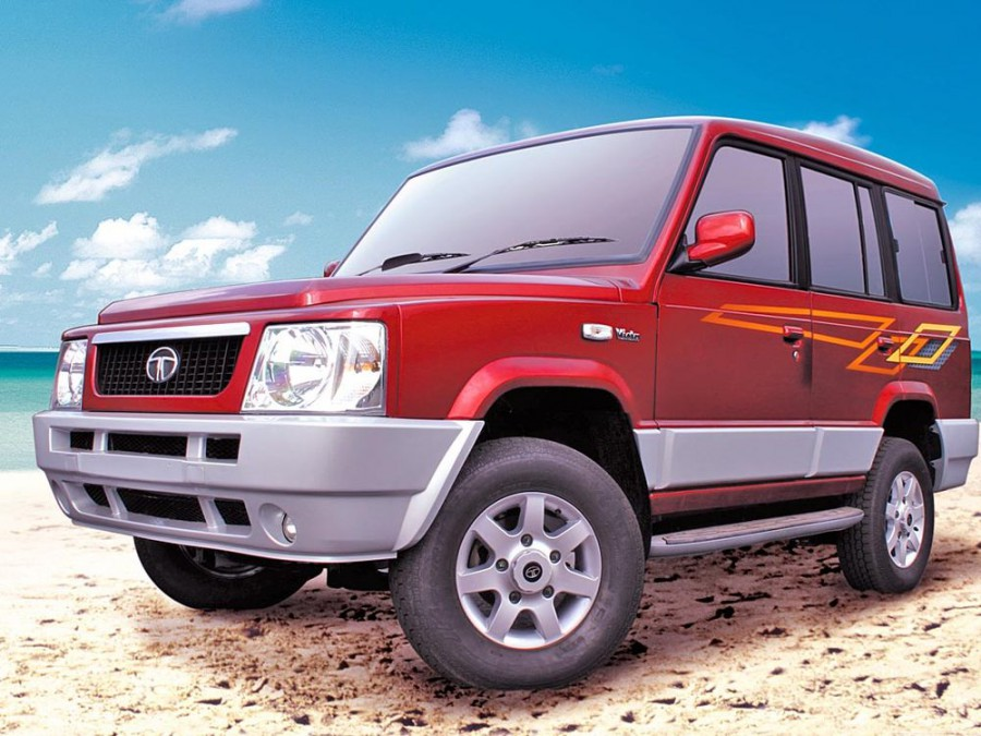 Tata Sumo минивэн, 1996–2014, 1 поколение - отзывы, фото и характеристики на Car.ru