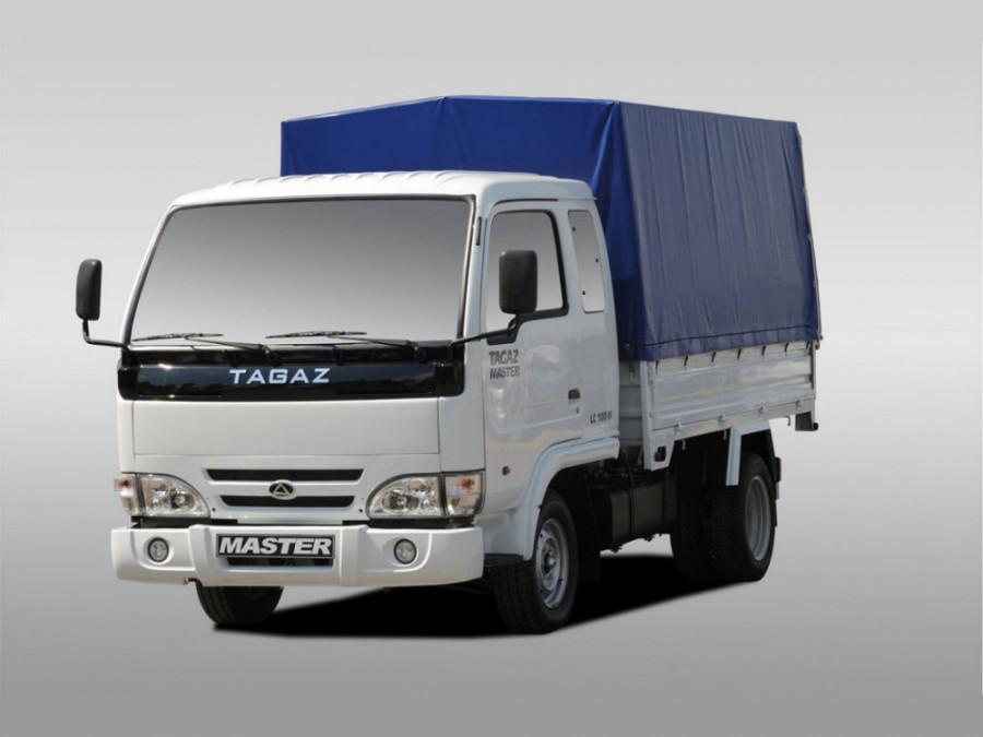 Tagaz Master борт, 2009–2011, 1 поколение - отзывы, фото и характеристики на Car.ru
