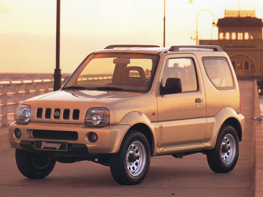 Suzuki Jimny внедорожник, 1998–2005, 3 поколение - отзывы, фото и характеристики на Car.ru