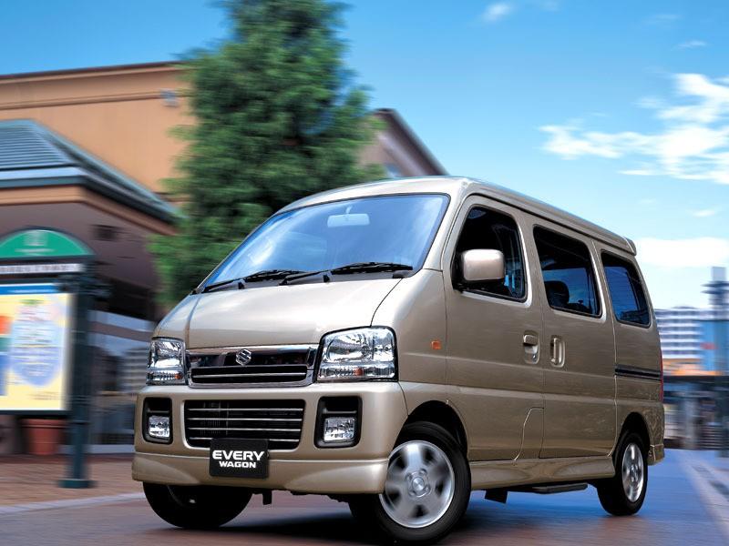 Suzuki Every, Артём
