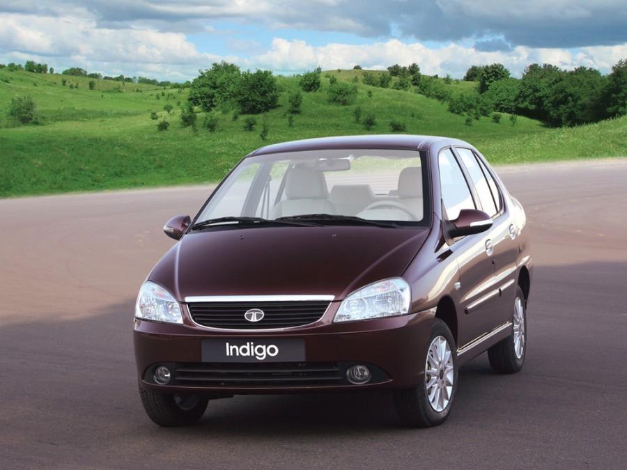 Tata Indigo седан, 2006–2010, 1 поколение - отзывы, фото и характеристики на Car.ru