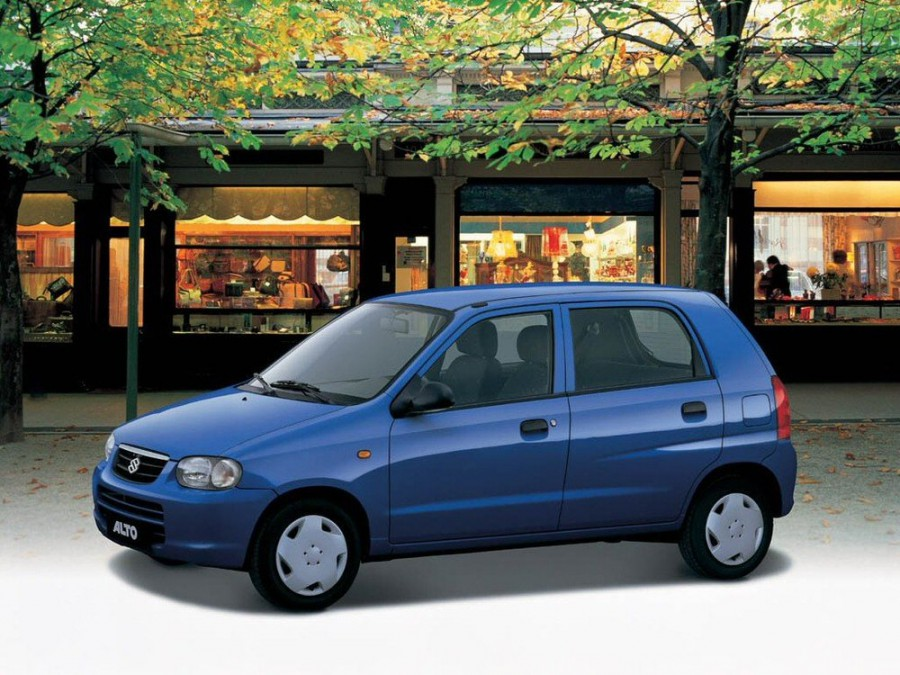 Suzuki Alto, Белово
