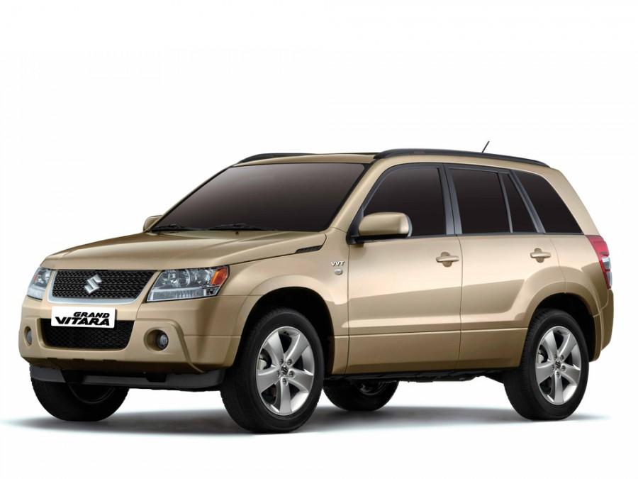 Suzuki Grand Vitara кроссовер 5-дв., 2005–2012, 2 поколение - отзывы, фото и характеристики на Car.ru