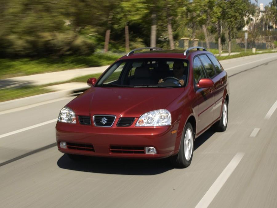 Suzuki Forenza универсал, 2003–2006, 1 поколение - отзывы, фото и характеристики на Car.ru