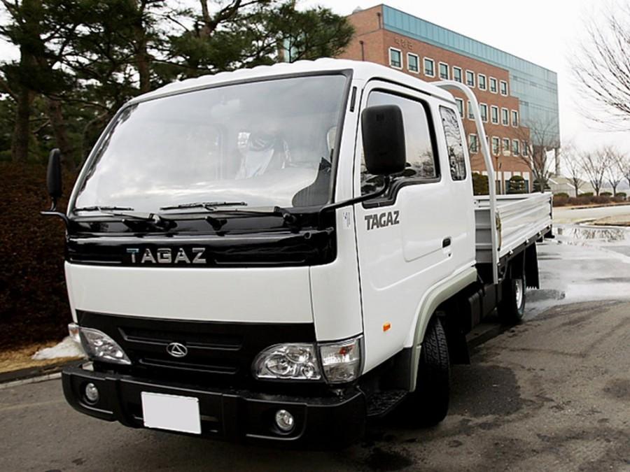 Tagaz Master шасси, 2009–2011, 1 поколение - отзывы, фото и характеристики на Car.ru