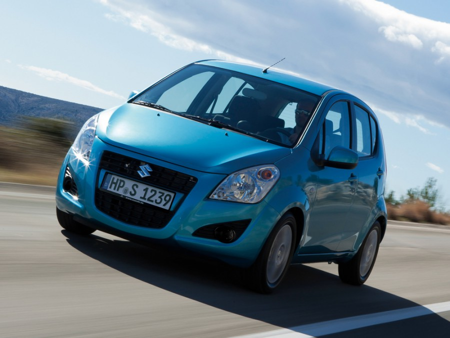 Suzuki Splash хетчбэк, 2012–2015, 1 поколение [рестайлинг] - отзывы, фото и характеристики на Car.ru