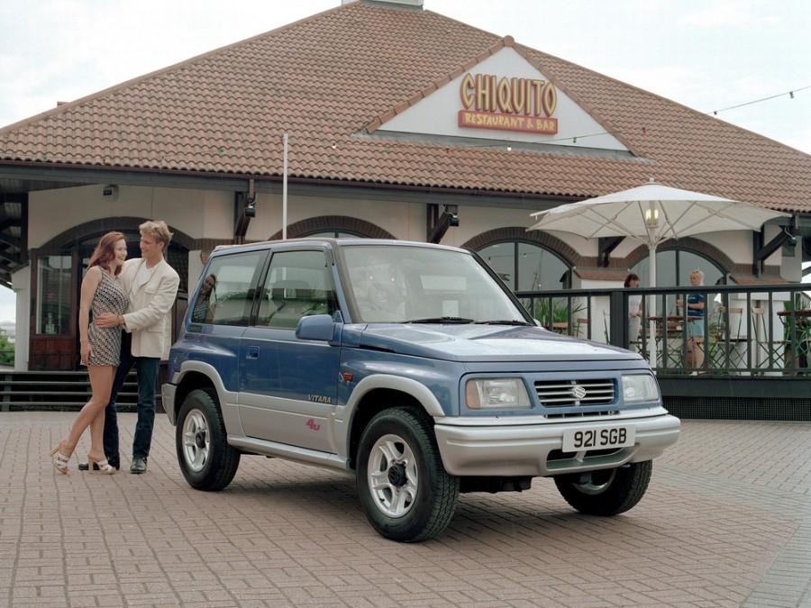 Suzuki Vitara внедорожник, 1988–2016, ET - отзывы, фото и характеристики на Car.ru