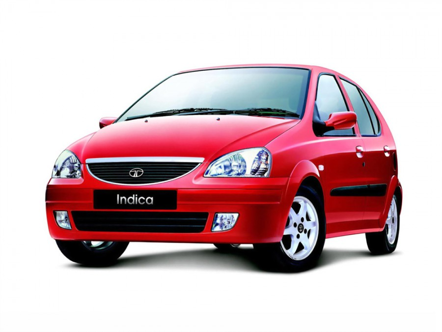 Tata Indica хетчбэк, 2004–2007, 1 поколение [рестайлинг] - отзывы, фото и характеристики на Car.ru