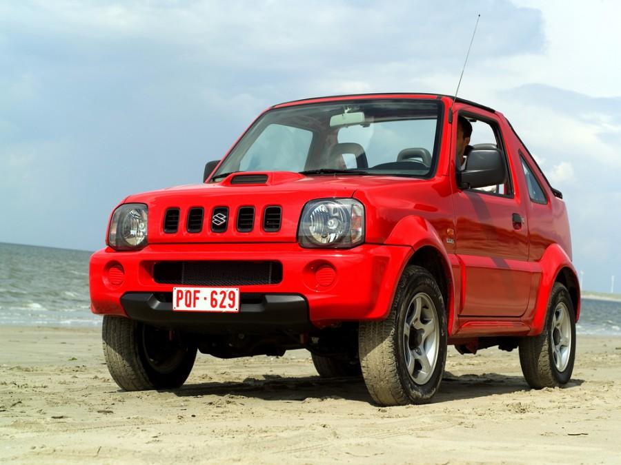 Suzuki Jimny, Барабаш