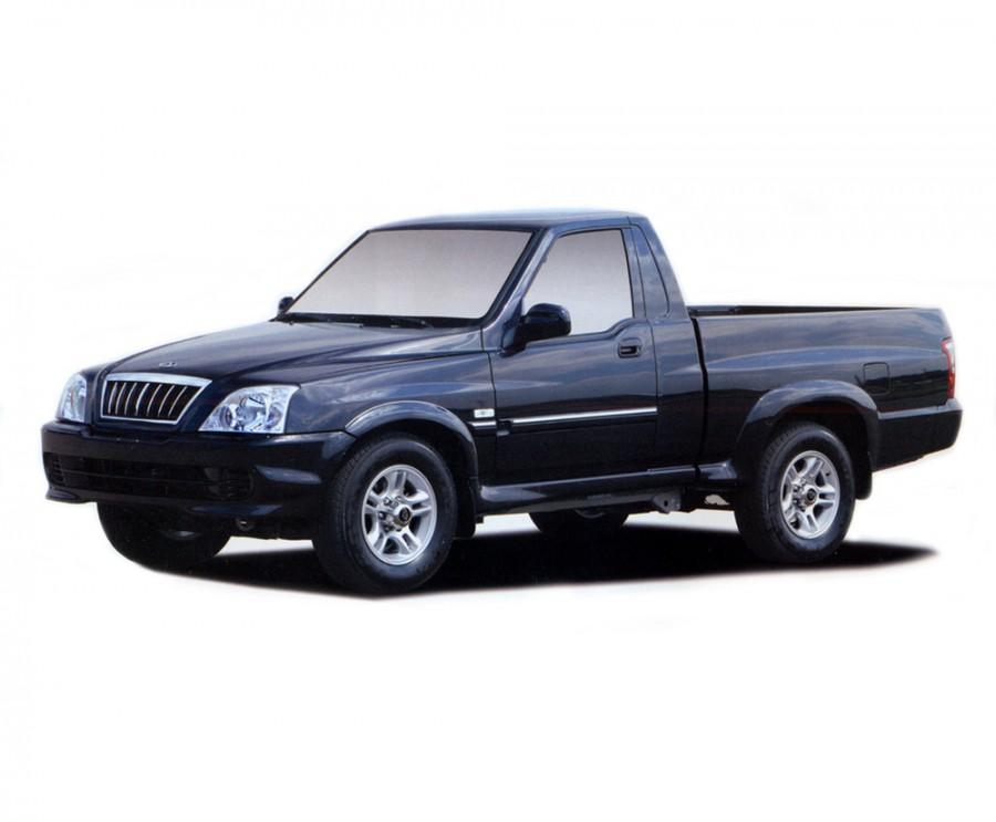 Tagaz Road Partner пикап, 2008–2013, 1 поколение - отзывы, фото и характеристики на Car.ru