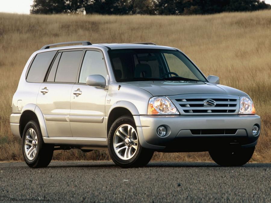 Suzuki Grand Vitara XL-7 кроссовер 5-дв., 1998–2005, 1 поколение - отзывы, фото и характеристики на Car.ru