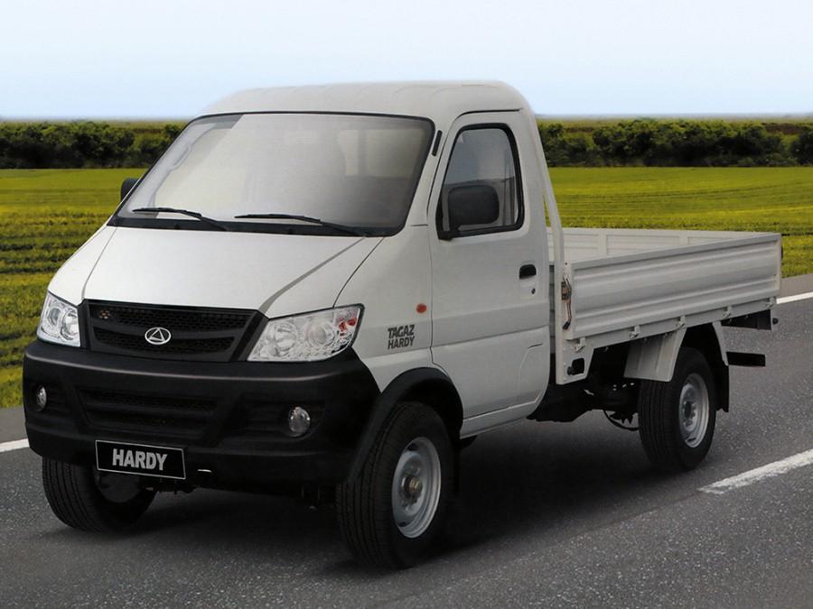 Tagaz Hardy борт, 2012–2013, 1 поколение - отзывы, фото и характеристики на Car.ru