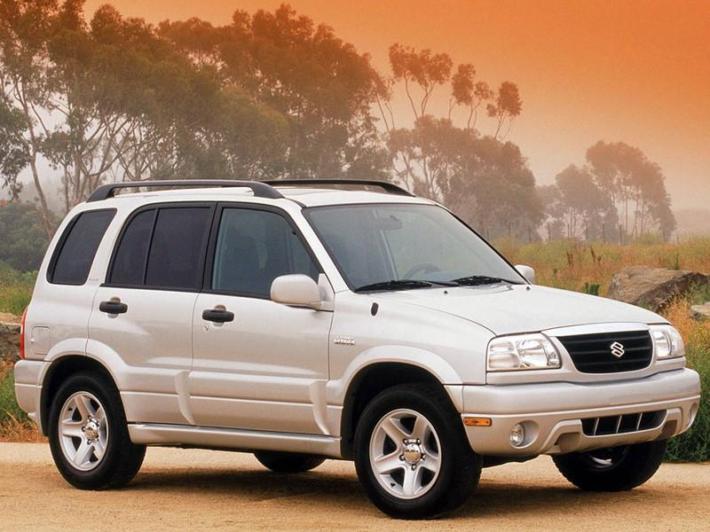 Suzuki Grand Vitara, Абакан