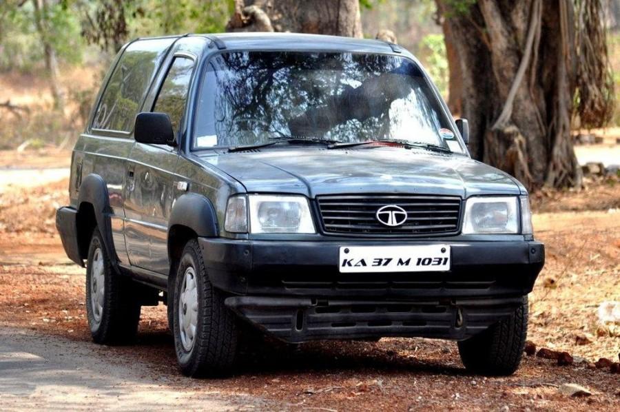 Tata Sierra кроссовер, 1993–2001, 1 поколение - отзывы, фото и характеристики на Car.ru