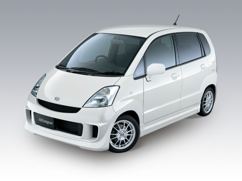 Suzuki MR Wagon, Артём