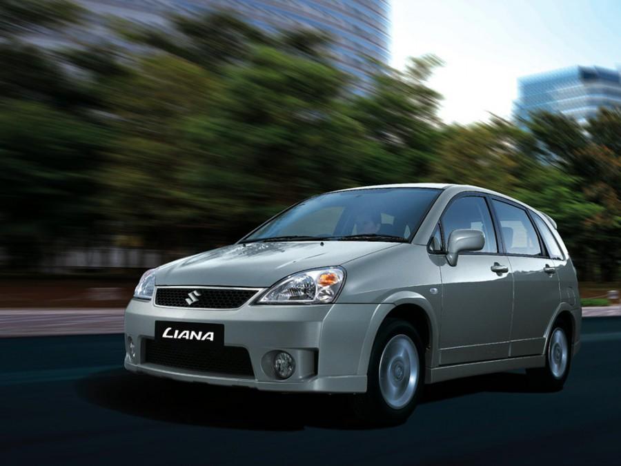 Suzuki Liana универсал, 2004–2007, 1 поколение [рестайлинг] - отзывы, фото и характеристики на Car.ru
