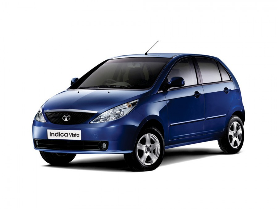 Tata Indica хетчбэк, 2008–2014, 2 поколение - отзывы, фото и характеристики на Car.ru