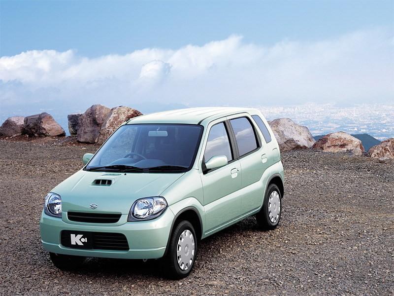 Suzuki Kei хетчбэк, 1998–2009, HN - отзывы, фото и характеристики на Car.ru