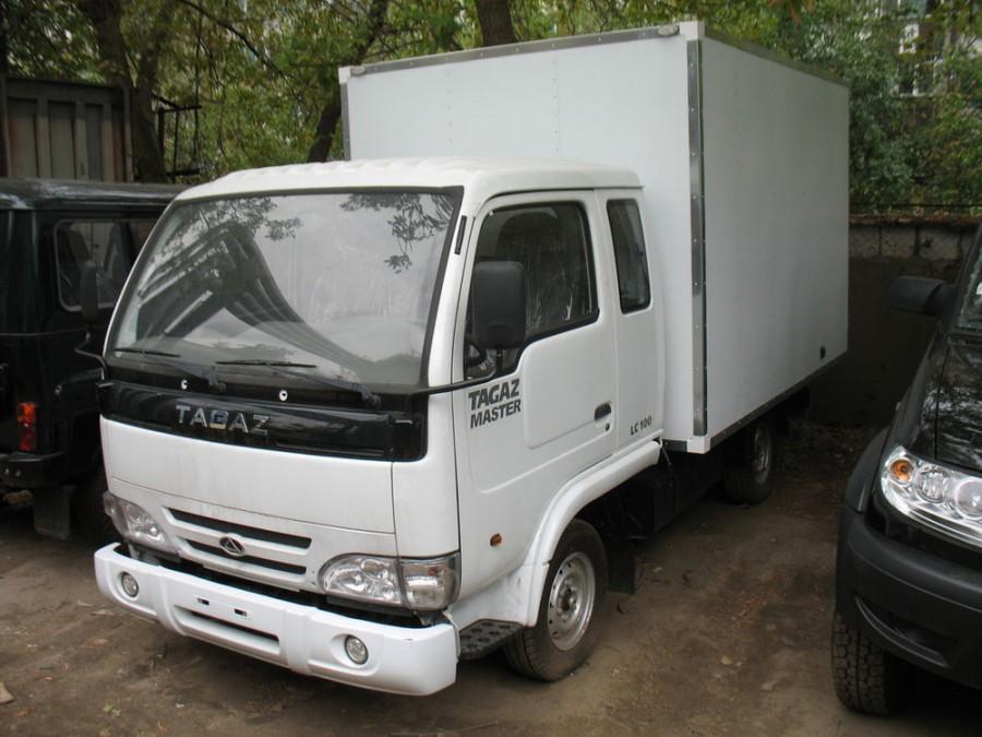 Tagaz Master фургон, 2009–2011, 1 поколение - отзывы, фото и характеристики на Car.ru