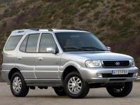 Tata Safari, 1 поколение, Внедорожник, 1997–2014