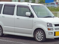 Suzuki Wagon R, 3 поколение, Rr минивэн, 2003–2008