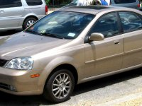 Suzuki Forenza, 1 поколение, Седан, 2003–2006