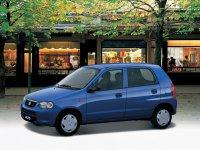 Suzuki Alto, 5 поколение, Хетчбэк, 1998–2014