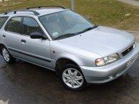 Suzuki Baleno, 1 поколение, Универсал, 1995–2002
