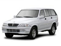 Tagaz Road Partner, 1 поколение, Внедорожник, 2008–2013