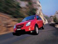 Suzuki Ignis, 2 поколение, Хетчбэк, 2003–2008