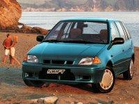 Suzuki Swift, 2 поколение [рестайлинг], Хетчбэк 5-дв., 1996–2004