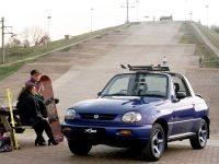Suzuki X-90, EL, Тарга, 1995–1997
