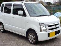 Suzuki Wagon R, 3 поколение, Минивэн, 2003–2008