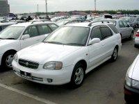 Suzuki Cultus, 1 поколение, Универсал, 1995–2002